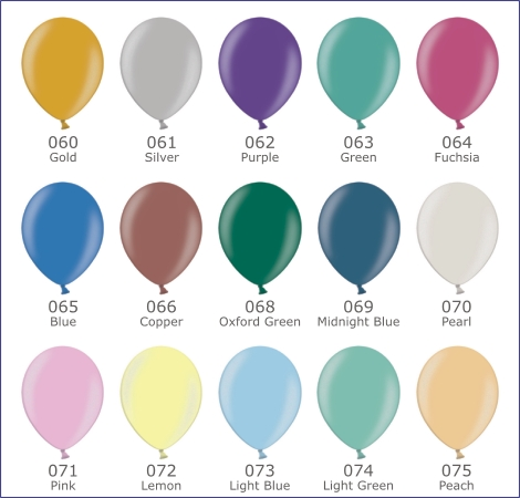 Latex balloons for printing and decoration - page 4